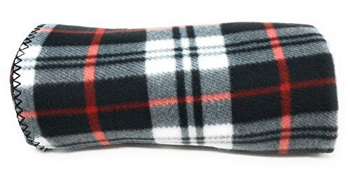 Goza Polar Fleece Throw Blanket