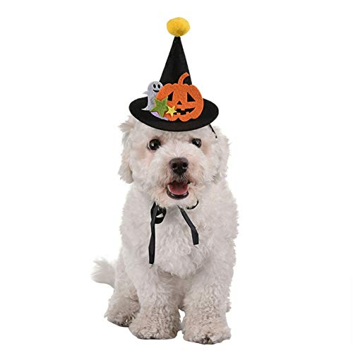 Stock Show Pet Halloween Hat with String and