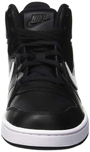 Multi Court Nike Borough Gymnastique Mid on Multicolore 008 GS Chaussures White Color Black Platinum de gar Pure FdqrdPwT