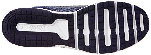 Nike Hommes Air Max Séquent 2 Chaussure En Cours Dexécution Binaire Bleu / Gris Foncé / Noir Taille Obsidienne 10,5 M