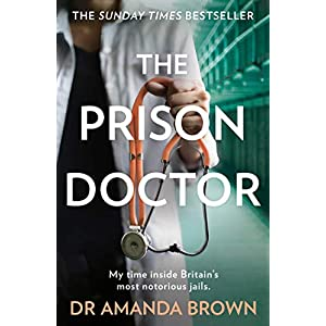 THE PRISON DOCTOR Paperback – 13 Jun. 2019