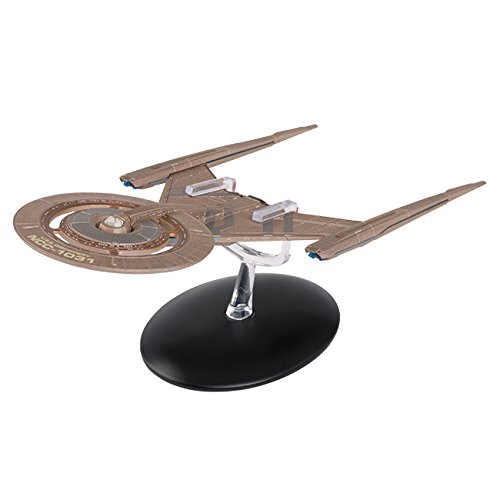 Star Trek - U.S.S. Discovery Model with Magazine #2