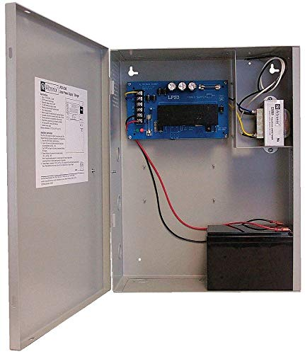 Altronix Steel Linear Power Supply- 12VDC @ 2.5A with Gray Finish - LPS3C12X