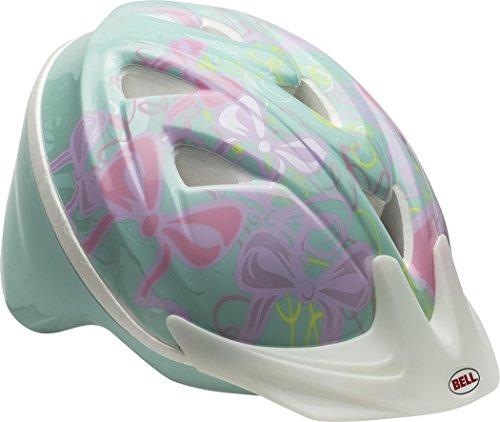 Image of the Bell Mini Infant Bike Helmet- Mint Bows