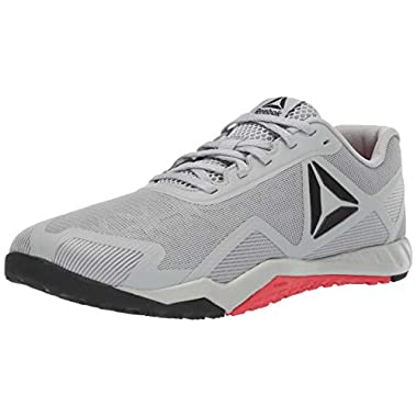 9908d7435 Reebok Men's ROS Workout TR 2.0, Stark Grey/Primal red/Black, 11