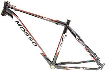 Mosso 2620TB_001_18 Cuadro de Bicicleta, Unisex Adulto, Negro ...