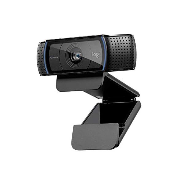 Logitech C920x Pro HD Webcam Renewed