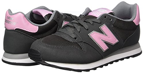 grey Grigio Balance Donna Sneaker 500 pink New wUAxXa6q
