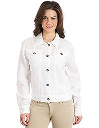 Amazon.com: White - Denim Jackets / Coats, Jackets & Vests ...