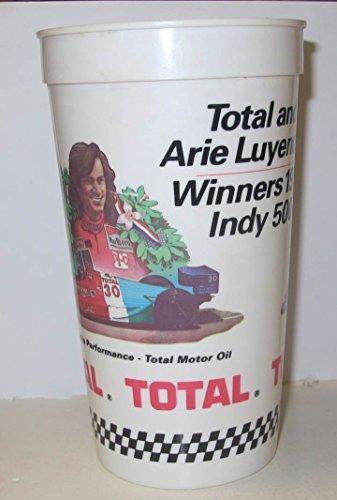 1990 Formula 1 Race Car Arie Luyendyk Winner Indy 500 Total Plastic - Winners 500 Of Indy