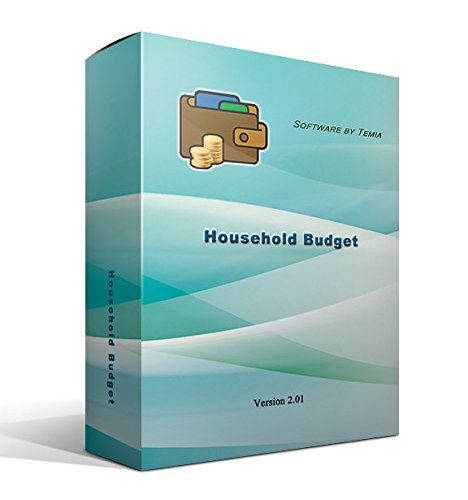 Household Budget 2.10 (Home Accounting Software)