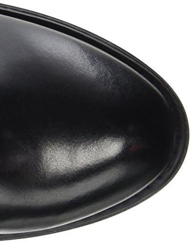 Tamaris 1-1-25530-27 - Botas altas para mujer Negro (Blk/Graphite 050)