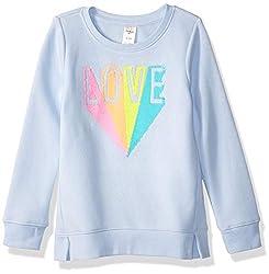 Girls Flip Sequin Pullover