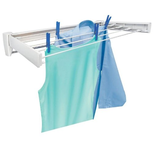 Crate and Barrel Extendable Drying Rack
