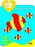 Les autocollants qui font grandir : les poissons - Dès 18 mois
