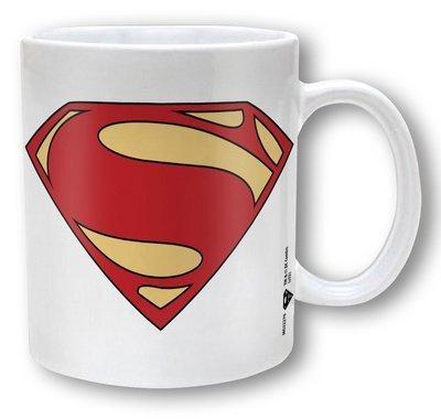 Man Of Steel:Logo Ceramic Mug