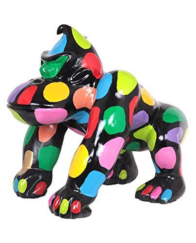 Prince Decoración Estatua Resina Donkey Kong Gorila Mono ...