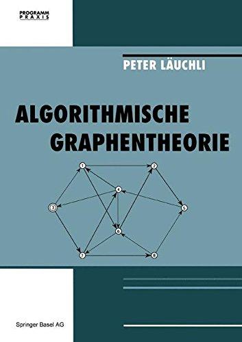 Algorithmische Graphentheorie  Programm Praxis  9