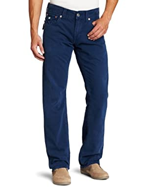 Men's Ricky Straight Overdyed Twill Pant
