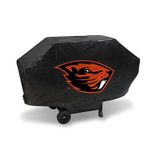 NCAA Oregon State Beavers Vinyl Padded Deluxe Grill Cover