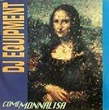 Dj Equipment Come Monnalisa vinyl record