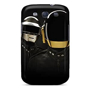 Flexible Tpu Back Case Cover For Galaxy S3 - Daft Punk