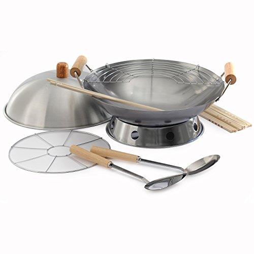 electric woks and stir fry pans - 4