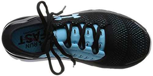 Under Armour Vrouwen Ua Speedform Apollo 2 Zwart / Wit