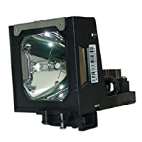 Lutema POA-LMP59-L01-1 Sanyo Replacement LCD/DLP Projector Lamp (Economy)