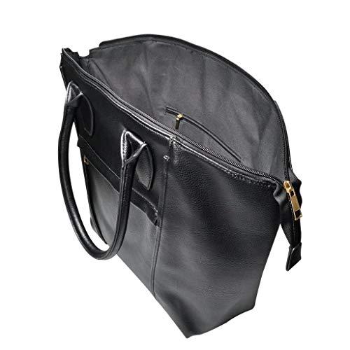 negro vidaXL cuadrado negro vidaXL cuadrado Bolso vidaXL Bolso negro cuadrado Bolso ZqPAwZ7