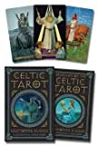Fortune Telling Novelty Toys Tarot Cards Celtic Magic God Goddess Deck and Book by Hughes & Down