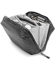 Peak Design BTP-BK-1 bolsa de equipaje Negro Nylon, Poliéster 2 L - Bolsa de viaje (Negro, Nylon, Poliéster, Cremallera, 2 L, 24 cm, 10 cm)