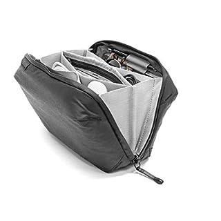 Peak Design Tech Pouch (Black) - The Original Premium Accessory Organizer