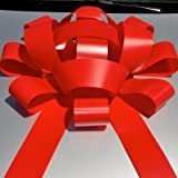 RED JUM-BOW Car Bow