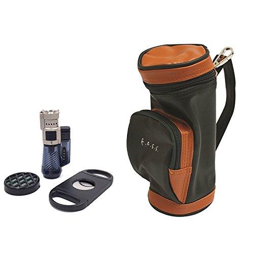 Golf Bag Cigar Humidor - 1
