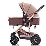 Best Reclining Car Seat Toddlers - High Landscape Stroller For Reclining, Folding, Four Seasons Review