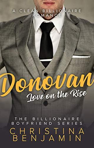 Donovan Sweet Billionaire Romance Boyfriend ebook product image