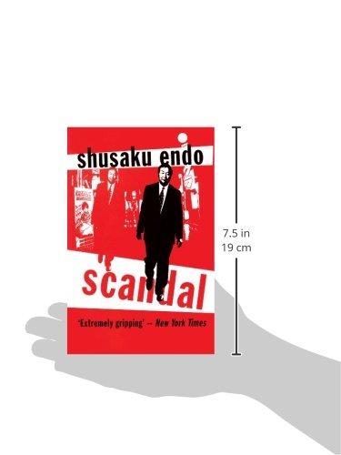 Ebook Scandal By Shusaku Endo