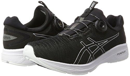 Gris Blanc Asics Dynamis D'entranement Noir carbone Chaussures PxZqg0t