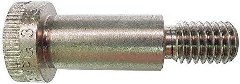 Shoulder Screw,1//2X1-1//2,3//8-16,PK2 ZORO SELECT 2DMN5