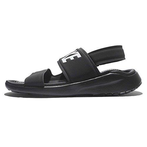 Nike Tanjun Womens Sandal Black/White/Black 882694-001 (5 B(M) US)