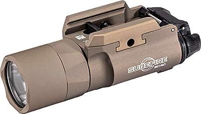SureFire X300 Ultra LED Handgun or Long Gun Weaponlight with T-Slot Mount