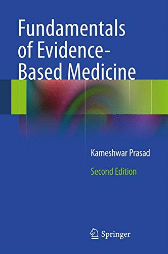 Fundamentals of Evidence Based Medicine
