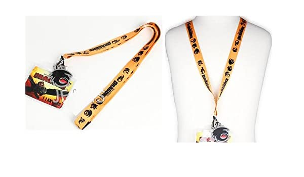 How To Train Your Dragon Toothless Lanyard Llavero Holder ID ...
