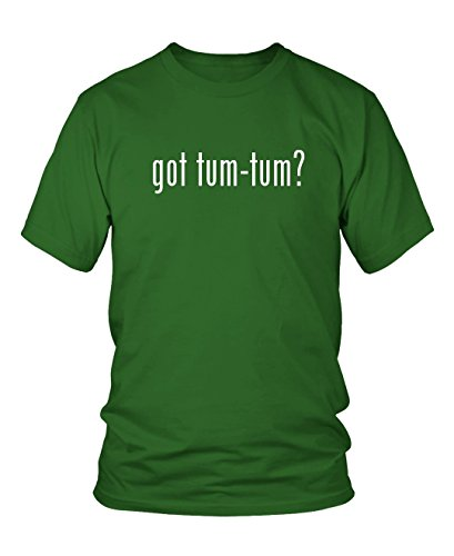 got-tum-tum-mens-adult-short-sleeve-t-shirt-green-xxx-large