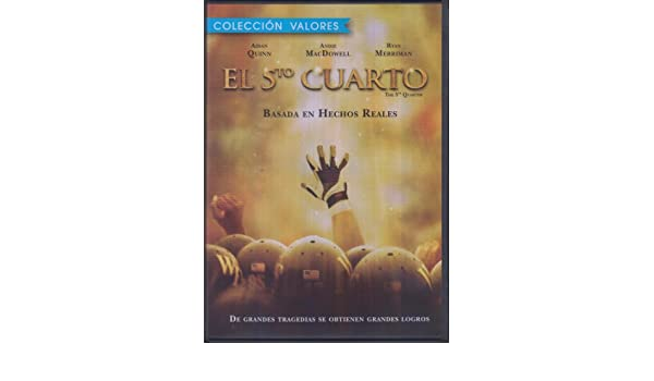 Amazon.com: EL 5TO CUARTO (THE 5TH QUATER): Aidan Quinn, Andie Macdowell, Rick Beiber: Movies & TV