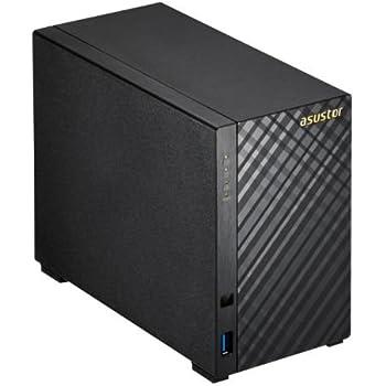 ASUSTOR AS3102T 2-Bay INTEL Dual-Core NAS