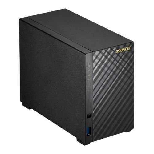 ASUSTOR AS3102T 2-Bay INTEL Dual-Core NAS by Asustor