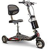 Amazon.com: eWheels (ew-07) E-Force de 3 ruedas patinete ...