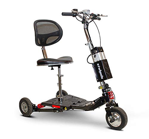 E-Wheels EW-07 EFORCE Fast Electric Mobility Scooter for Adults - Long Range - Airline Friendly